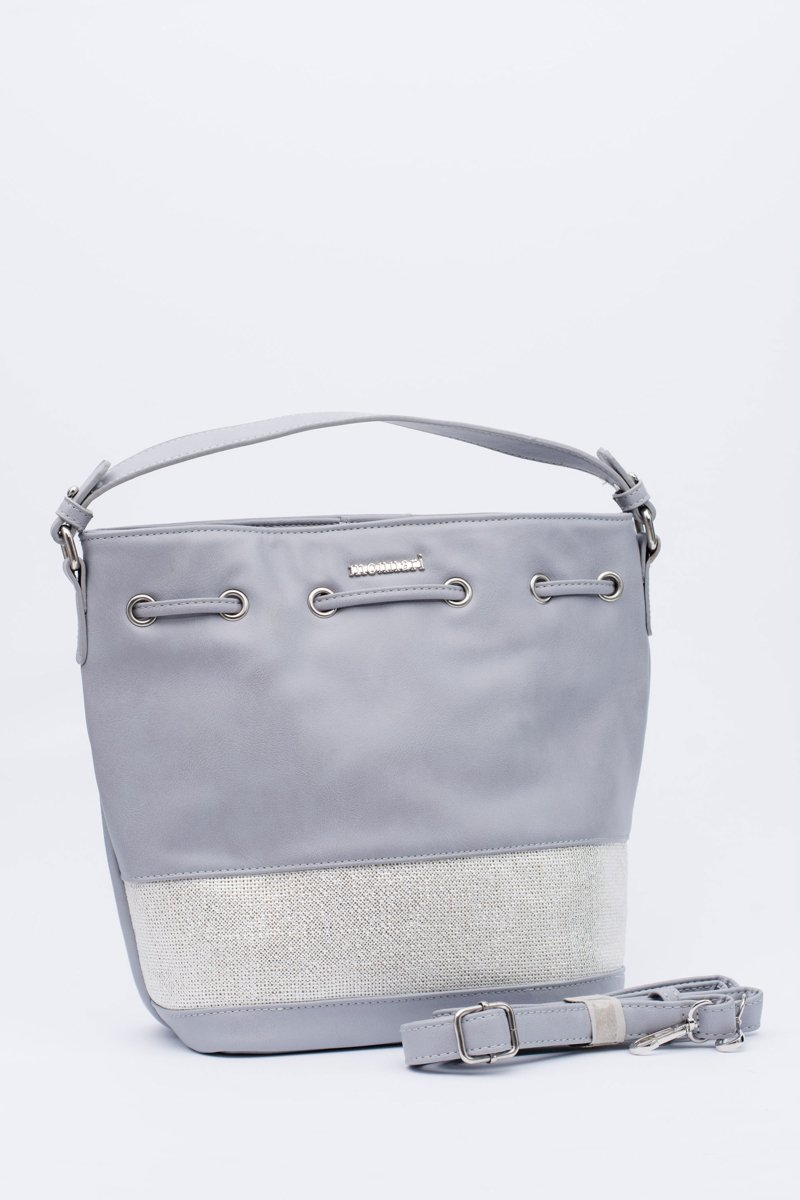 Women Purse Grey Monnari Bag